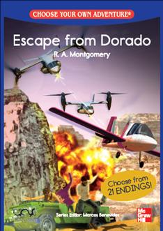 Choose Your Own Adventure 500 Headwords  Escape from Dorado