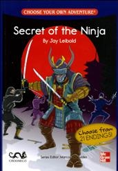 Choose Your Own Adventure 500 Headwords Secret of the Ninja