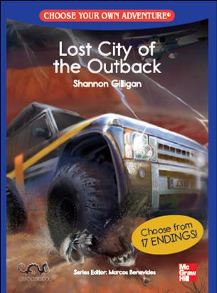 Choose Your Own Adventure 500 Headwords Lost City of the Outback
