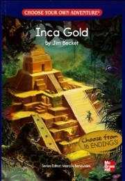 Choose Your Own Adventure 500 Headwords Inca Gold
