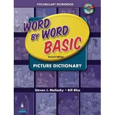 Word by Word Basic Picture Dictionary 2nd Edition Beginning Vocabulary Workbook with CD