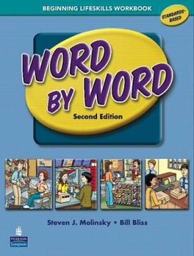 Word by Word Picture Dictionary 2nd Edition Beginning Lifeskills Workbook