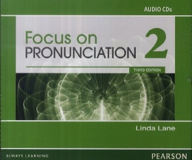 Focus on Pronunciation 3rd Edition 2 Audio CD