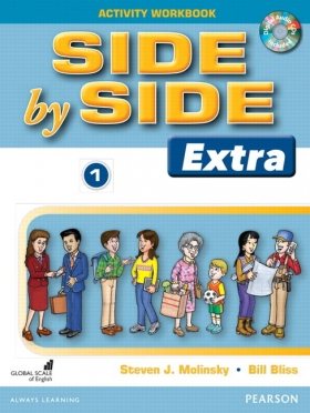 Side by Side 1 Extra Edition Activity Workbook with CDs
