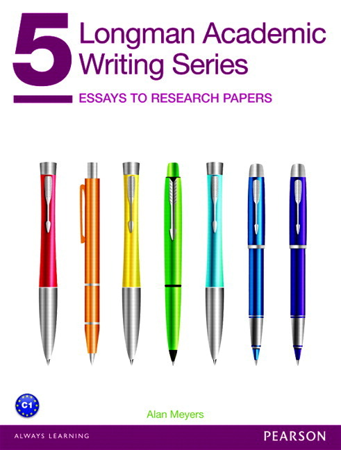 Longman Academic Writing Series Level 5: Student Book (Essays To Research Papers)