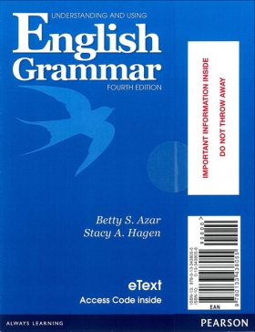 Understanding and Using English Grammar 4th Edition Student eText with Audio; without Answer Key (Access Card)