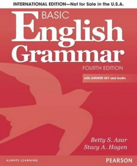 Basic English Grammar 4th Edition Student Book with CDs