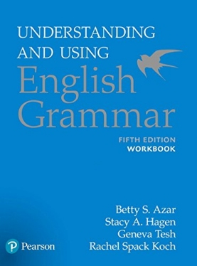 Understanding and Using English Grammar 5th Edition Workbook with Answer Key
