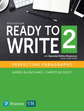 Ready to Write 2: Perfecting Paragraphs (5th Edition) Student Book with Essential Online Resource