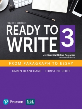 Ready to Write 3 : From Paragraph to Essay (4th Edition) Student Book with Essential Online Resource