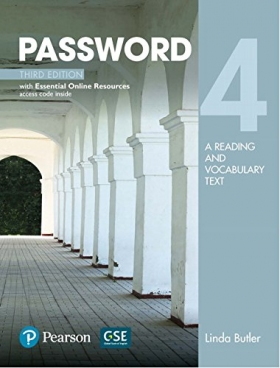 Password 4 3rd Edition Student Book with Essential Online Resources