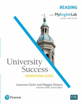 University Success Reading Transition Student Book with MyEnglishLab