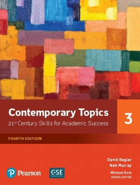 Contemporary Topics 4th Edition 3 Student Book with Essential Online Resource