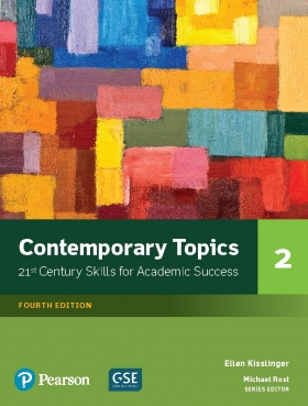 Contemporary Topics 4th Edition 2 Student Book with Essential Online Resource