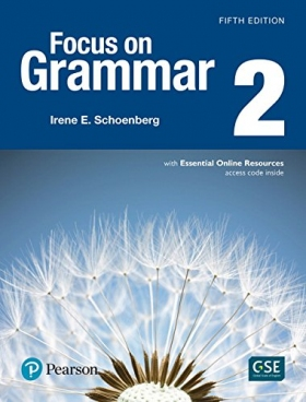Focus on Grammar 5th Edition 2 Student Book with Essential Online Resources
