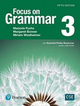 Focus on Grammar 5th Edition 3 Student Book with Essential Online Resources