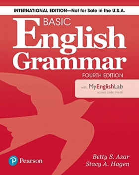 Basic English Grammar 4th Edition Student Book with My Lab Access