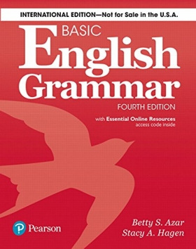 Basic English Grammar 4th Edition Student Book with Essential Online Resources