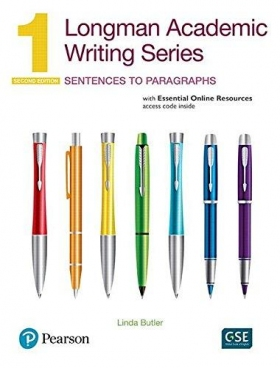 Longman Academic Writing Series Level 1:Student Book with Online Resources