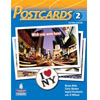 Postcards Second Edition 2 Student Book with CD-ROM including MP3 Audio