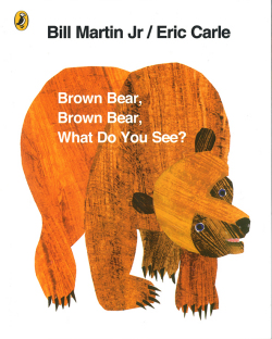 Brown Bear, Brown Bear, What Do You See? (New Edition)