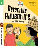 Read with Oxford: Stage 4: Detective Adventure and Other Stories