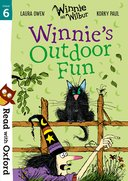 Read with Oxford: Stage 6: Winnie and Wilbur: Winnie\'s Outdoor Fun
