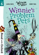 Read with Oxford: Stage 6: Winnie and Wilbur: Winnie\'s Problem Pets