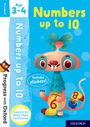 Numbers up to 10 Age 3-4