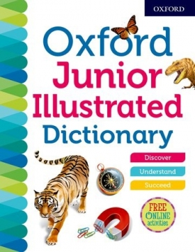 Oxford Junior Illustrated Dictionary Hardback