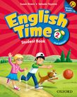 English Time Second Edition 2 Student Book and Audio CD