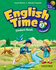 English Time Second Edition 3 Student Book and Audio CD