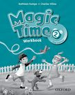 Magic Time Second Edition: Level 2 Workbook