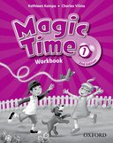 Magic Time Second Edition: Level 1 Workbook