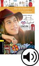 Oxford Bookworms Library 1 Maria\'s Summer in London: MP3 Pack (with Access Code Card)