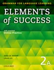 Elements of Success 2 Student Book Split A with Online Practice