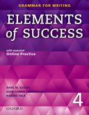 Elements of Success 4 Student Book with essential Online Practice