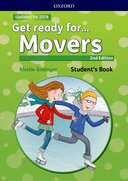Get Ready Movers 2nd Edition Student Book with MP3 Pack