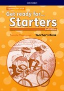 Get Ready Starter 2nd Edition Teacher\'s Book with Classroom Presentation Tool