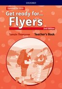 Get Ready Flyers 2nd Edition Teacher\'s Book with Classroom Presentation Tool