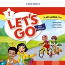 Let's Go 5th Edition Level 1 Class Audio CDs (2)