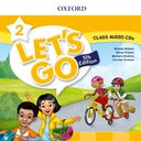 Let's Go 5th Edition Level 2 Class Audio CDs (2)