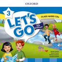 Let's Go 5th Edition Level 3 Class Audio CDs (2)
