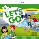 Let's Go 5th Edition Level 4 Class Audio CDs (2)