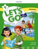 Let's Go 5th Edition Level 4 Workbook with Online Practice