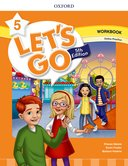 Let's Go 5th Edition Level 5 Workbook with Online Practice