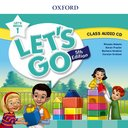 Let's Go 5th Edition Let's Begin 1 Class Audio CDs (1)