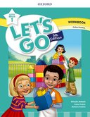 Let's Go 5th Edition Let's Begin 1 Workbook with Online Practice