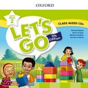 Let's Go 5th Edition Let's Begin 2 Class Audio CDs (2)