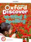 Oxford Discover: 2nd Edition 1 Writing and Spelling Book